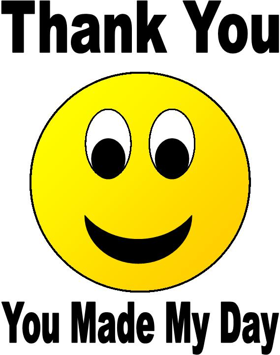 6 Thank You Smiley Emoticon Images