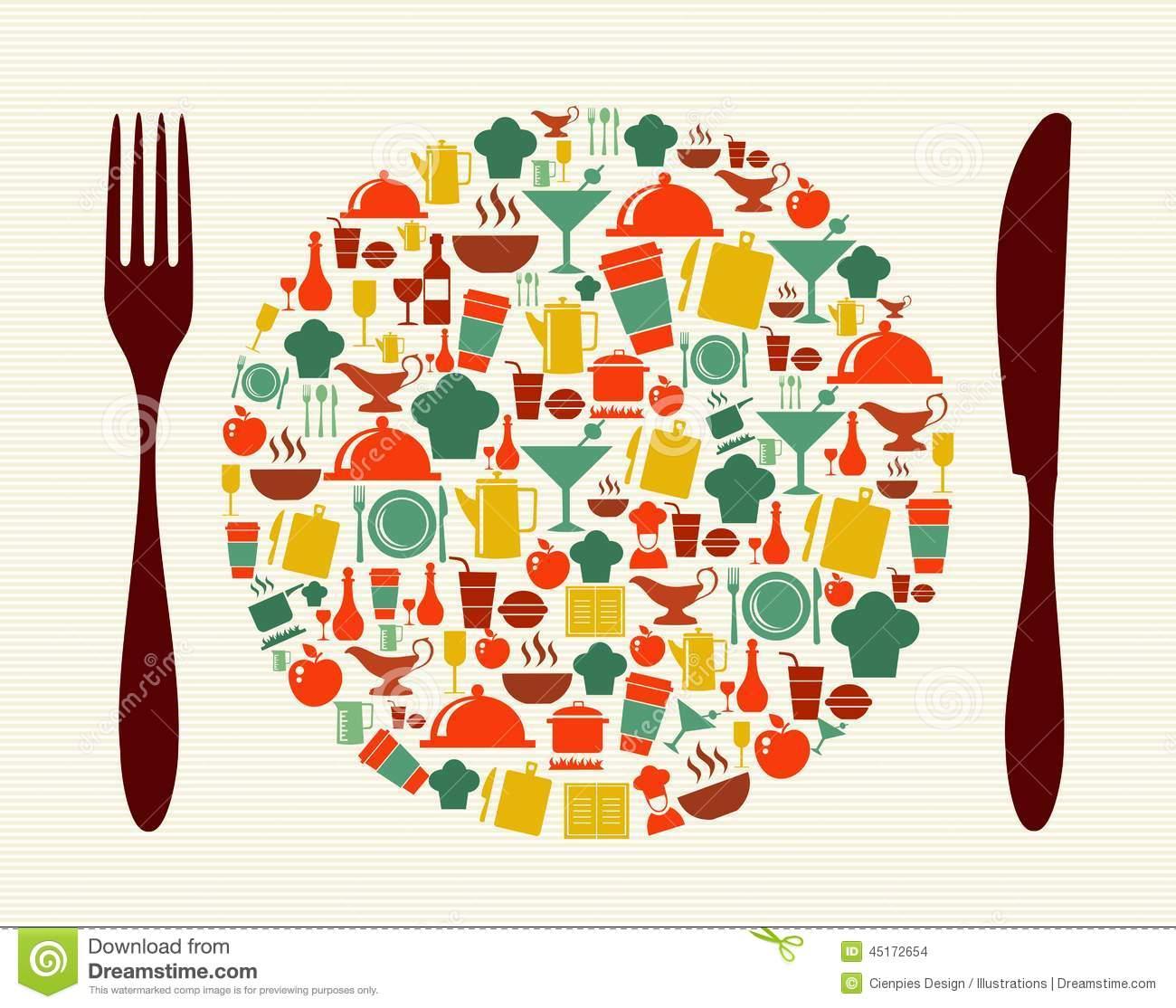 Icon Restaurant Menu Designs
