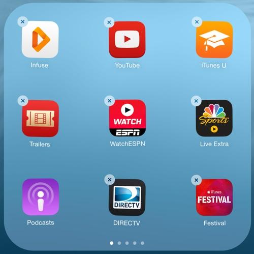 iOS Podcast App Icon