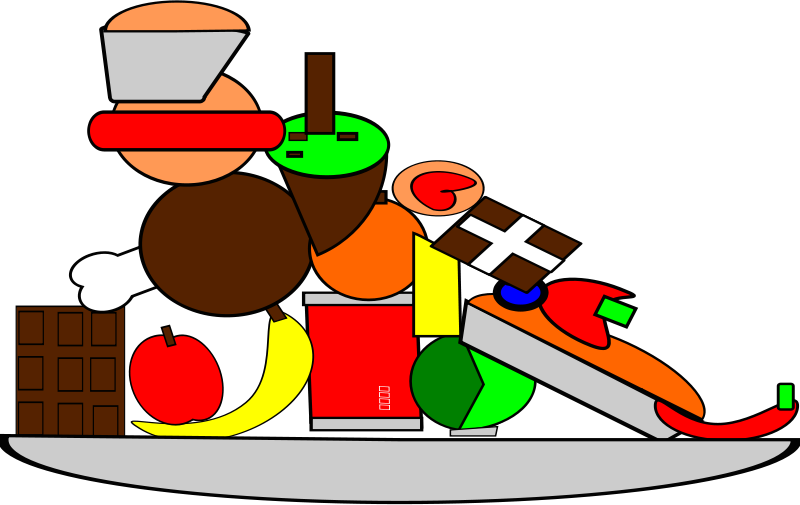 19 Junk- Food Vector Free Images