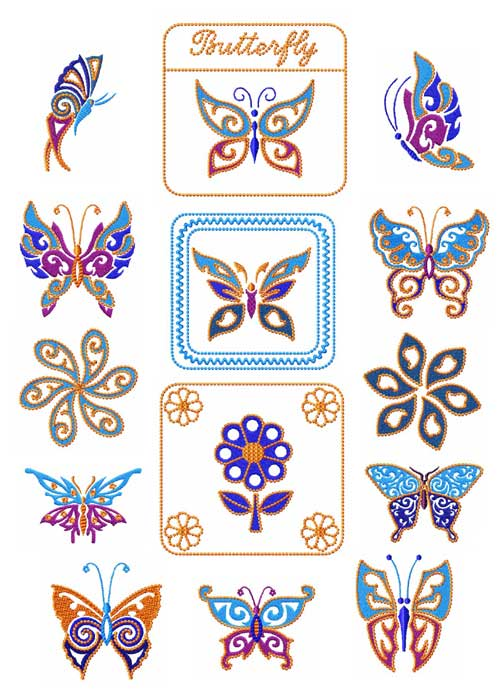 15 4x4 Free Machine Embroidery Designs Images