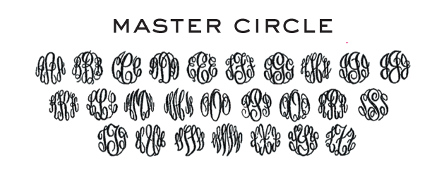 Master Circle Embroidery Design