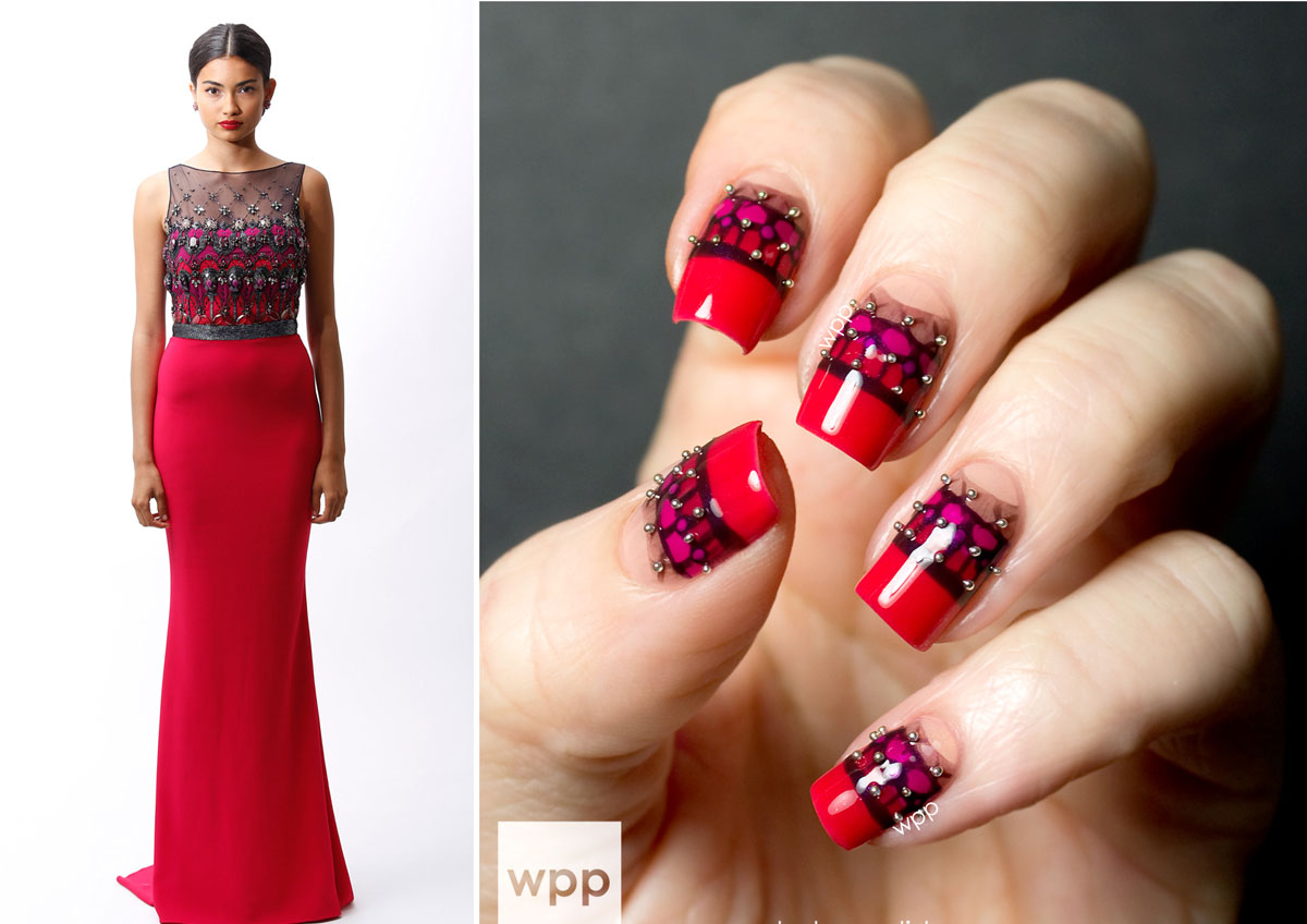 13 Nail Designs 2014 Images 2014 Fall Nail Art Design Silver With
