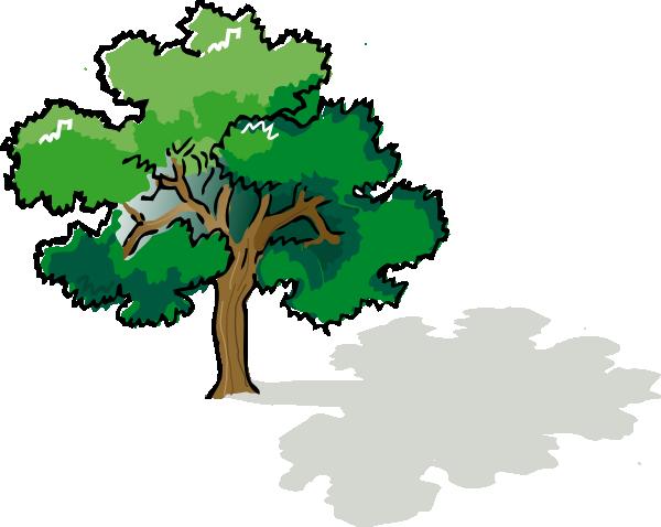 Oak Tree Clip Art Free