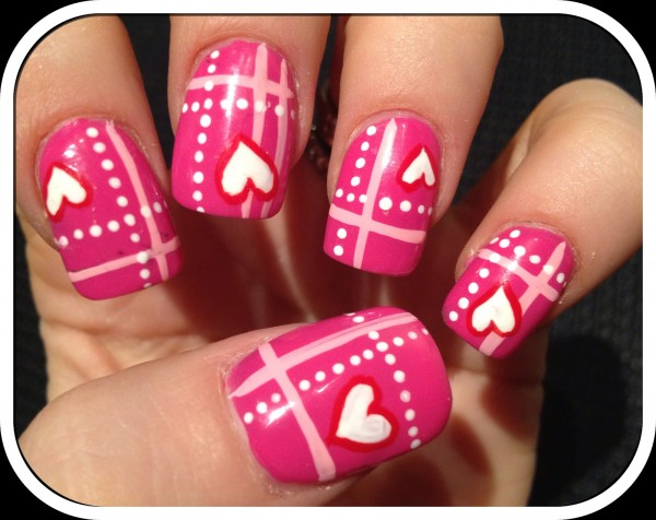 Valentines Nail Art Designs | Graham Reid