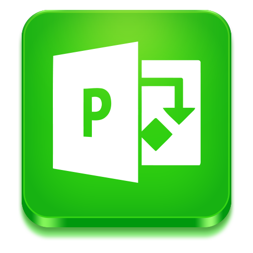 9 Microsoft Project 2013 Icon Images