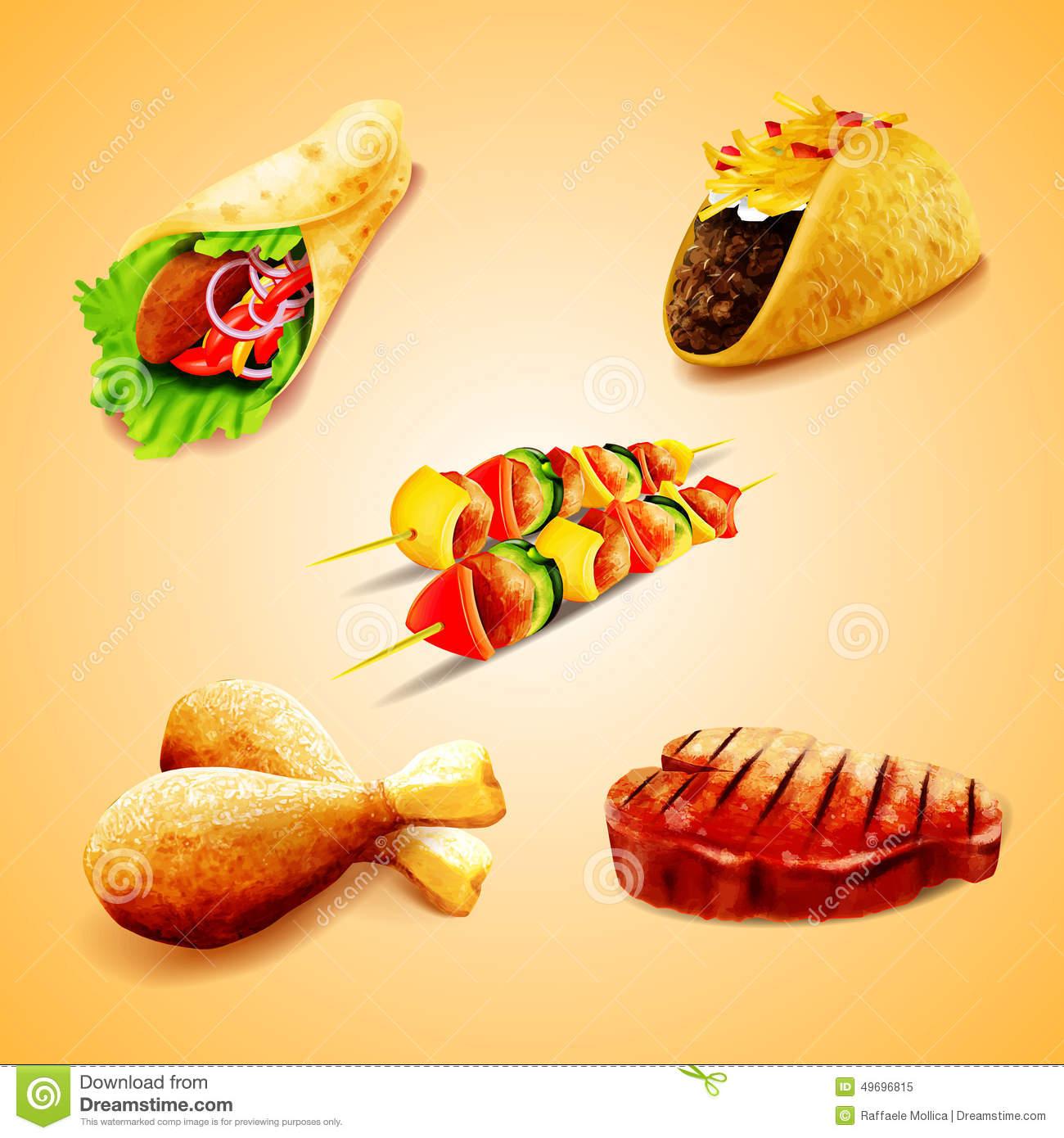 Restaurant Food Icon