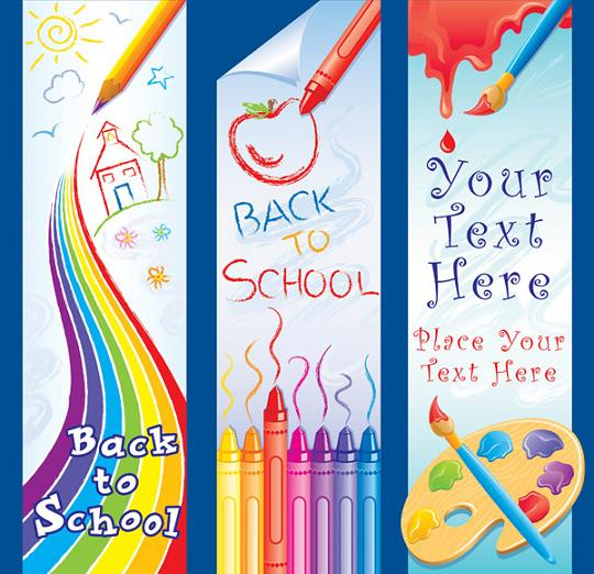 10 School Vector Art Images