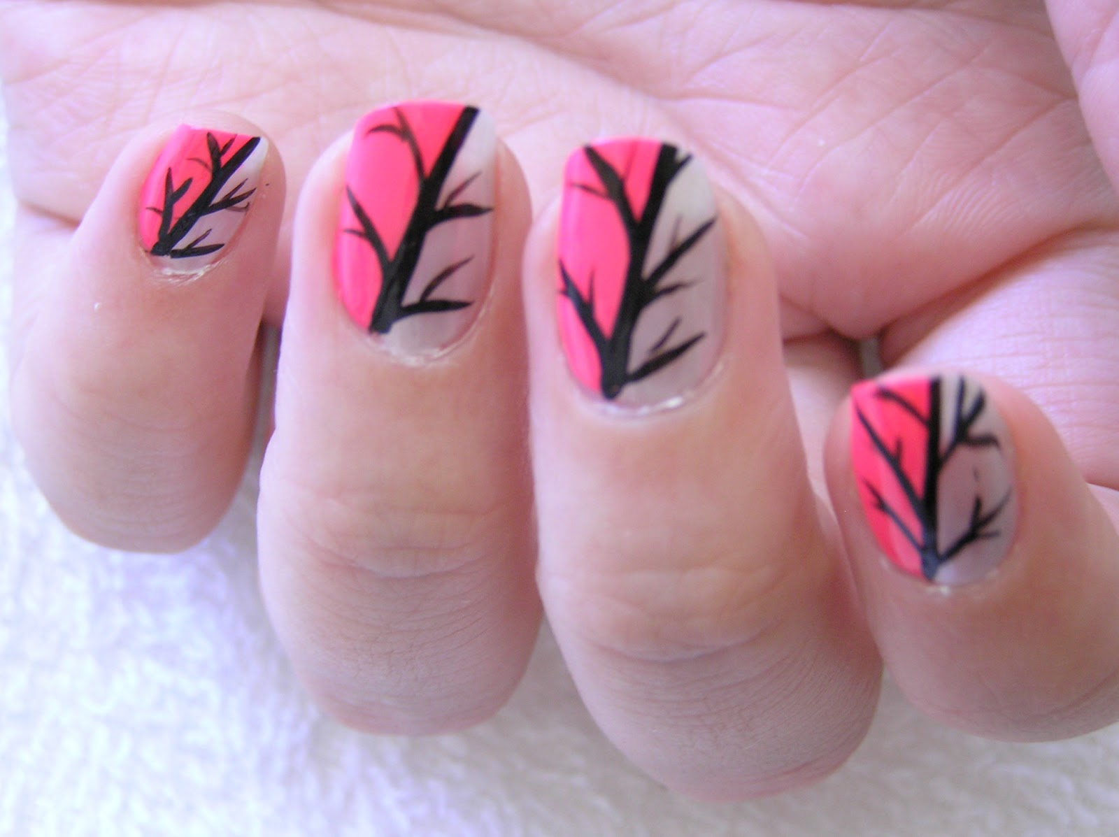 15 Simple Nail Designs For Short Nails Images