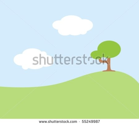 Simple Vector Landscape