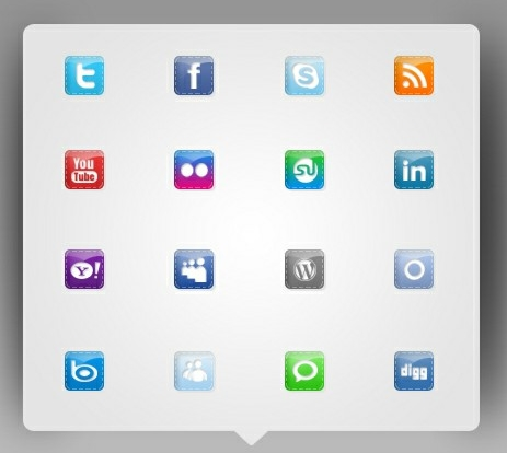 Social Media Icons Free Download