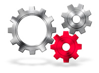Software Integration Icon