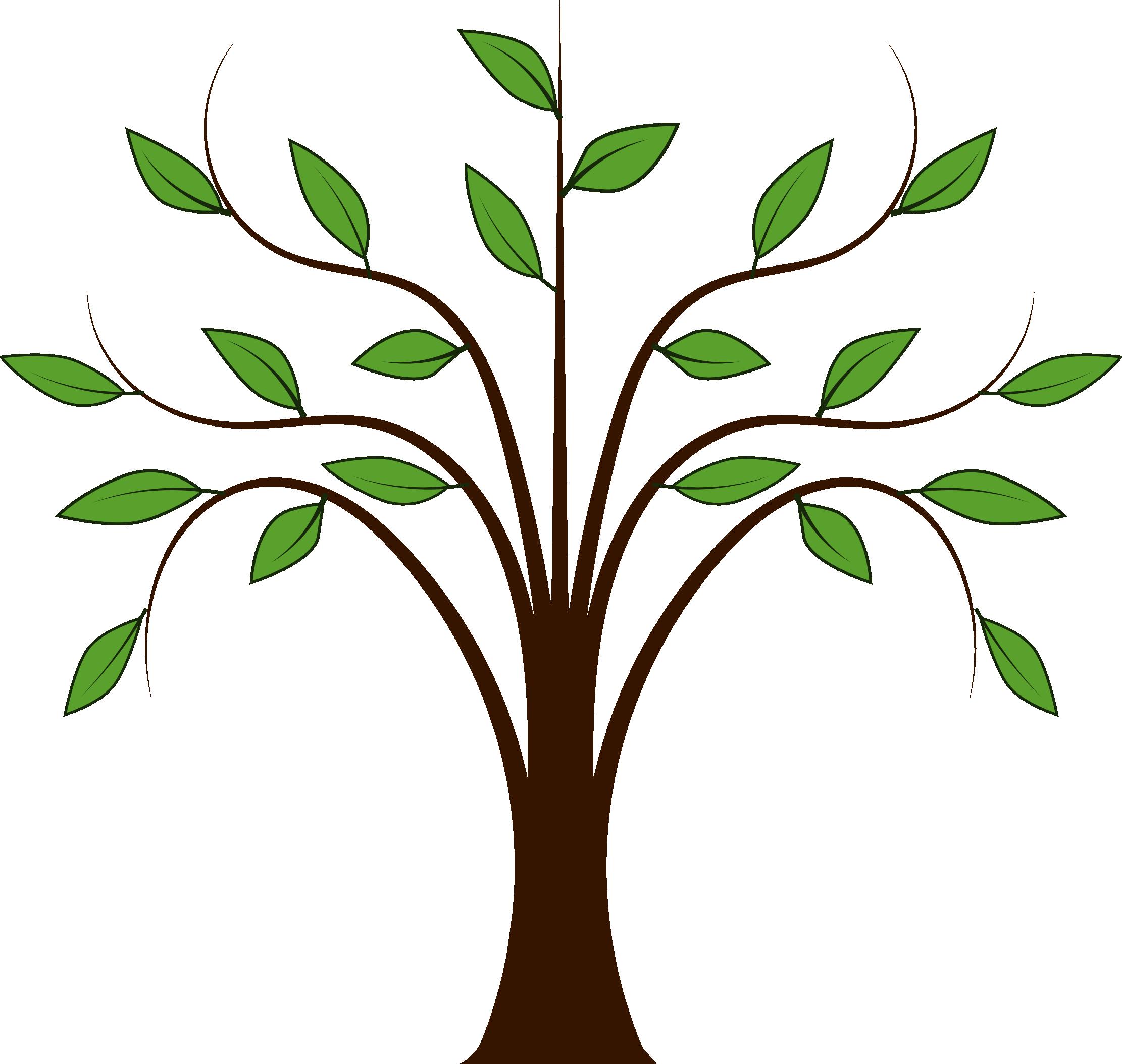Spring Tree Clip Art Free