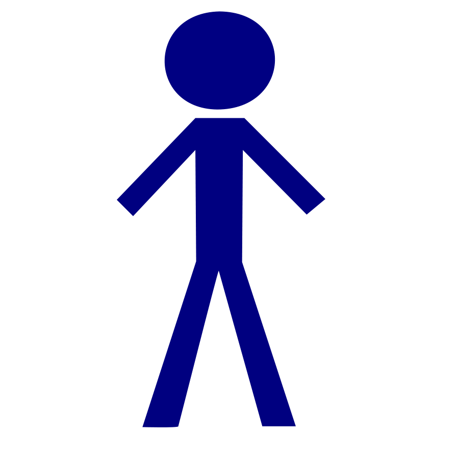 Stick Figure People Clip Art Free