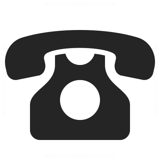 7 desk phone icon images
