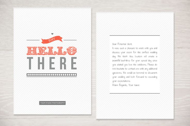 Thank You Cards for Business Clients
