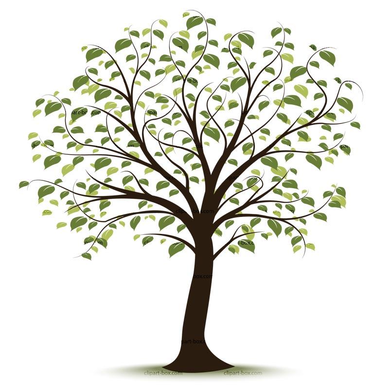 Tree Clip Art Free