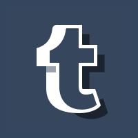 6 Tumblr Logo Icon Images