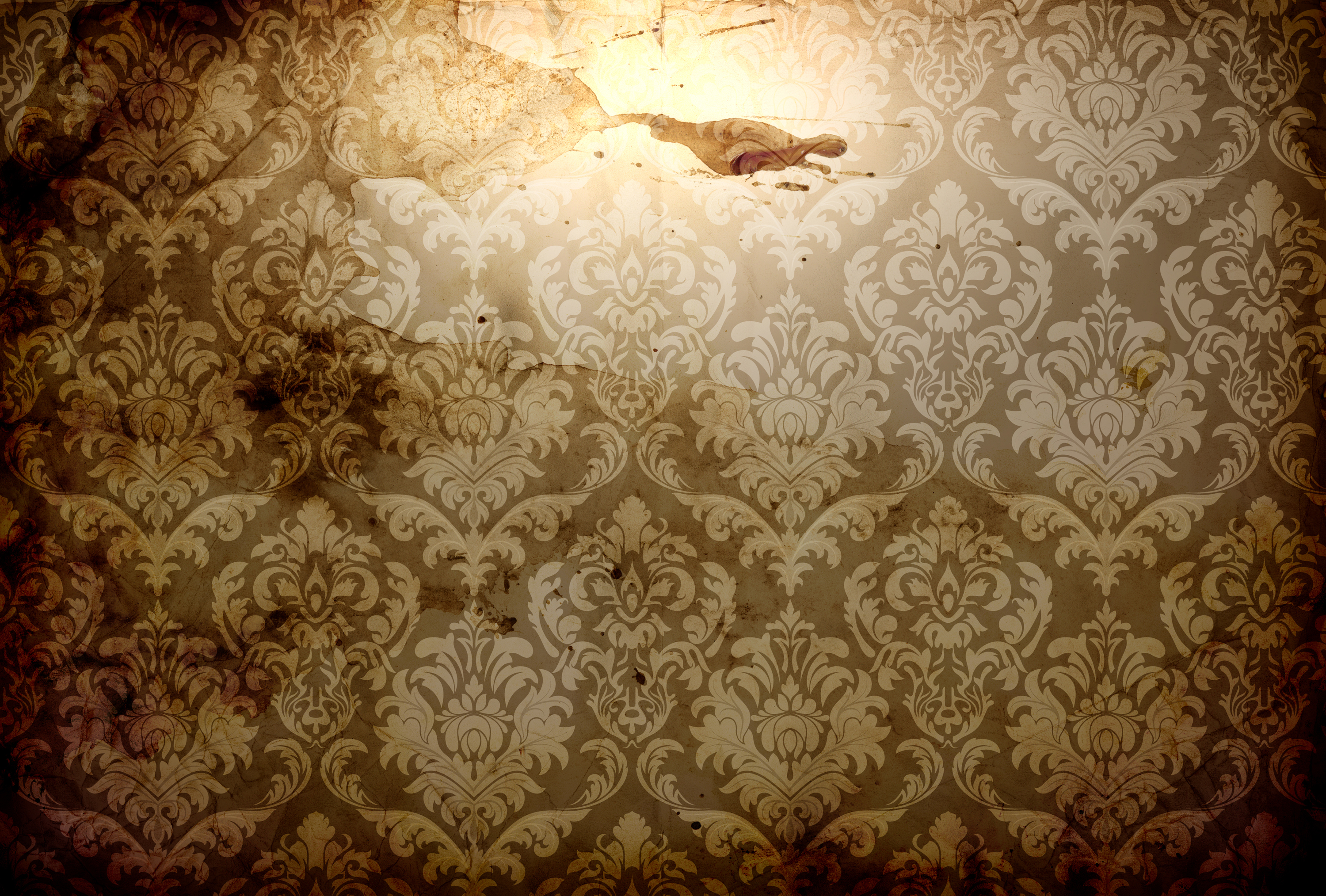 Vintage Christmas Backgrounds for Photoshop