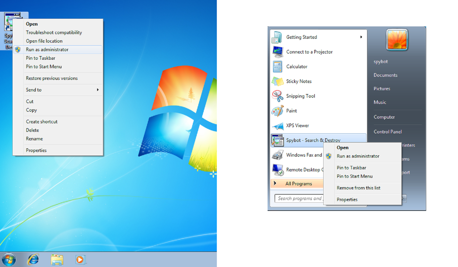 how to get administrator access on windows 8