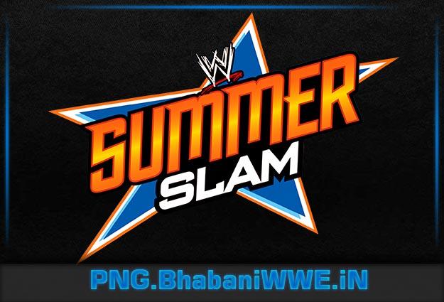 9 WWE SummerSlam Logo PSD Images