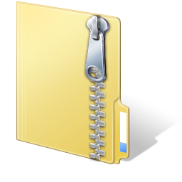 14 Zip File Icon Windows 8 Images