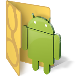 9 Android-App Folder Icon Images