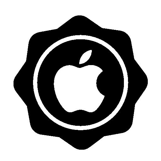 Apple Badge Icon Photo
