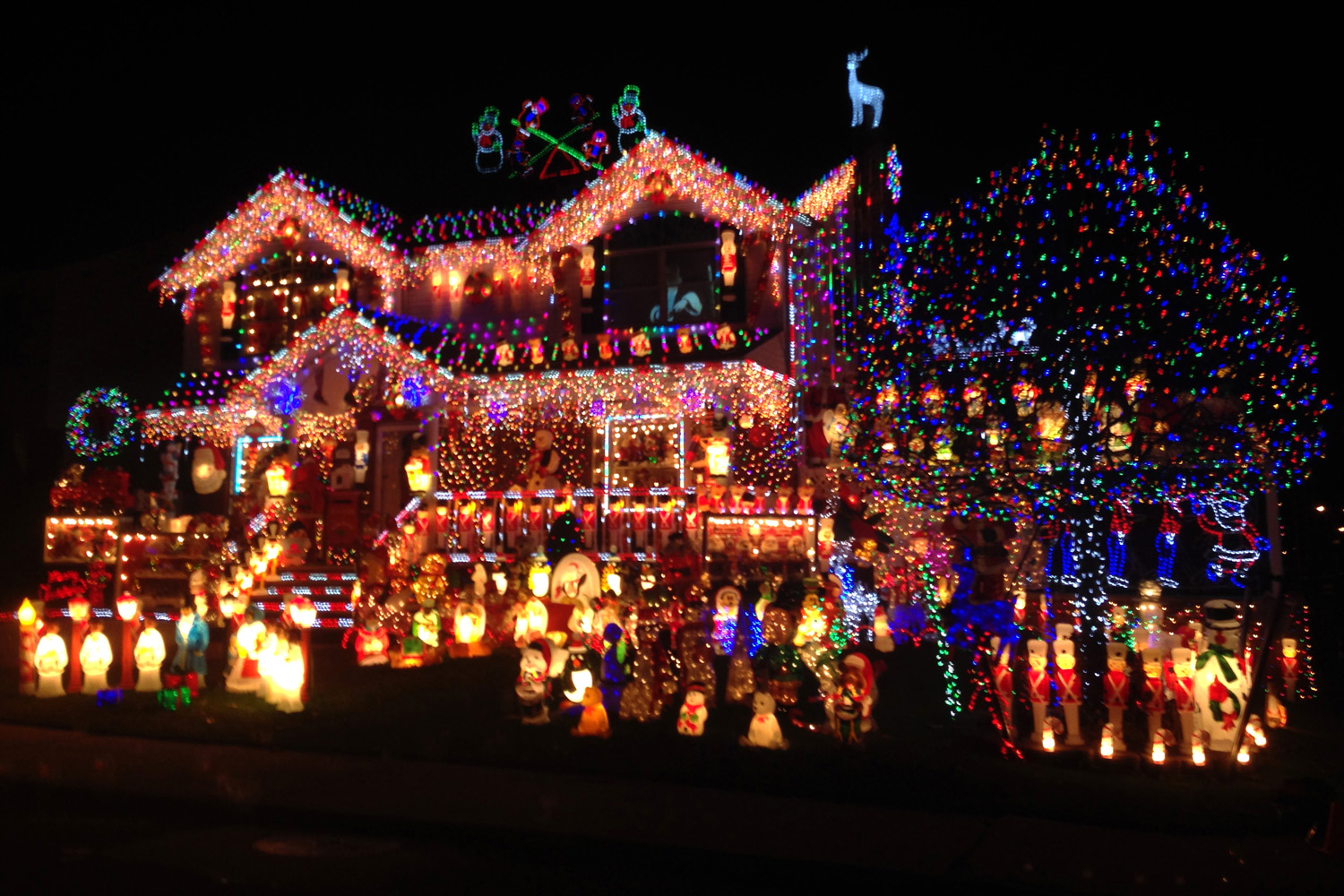 Best Christmas House Lights