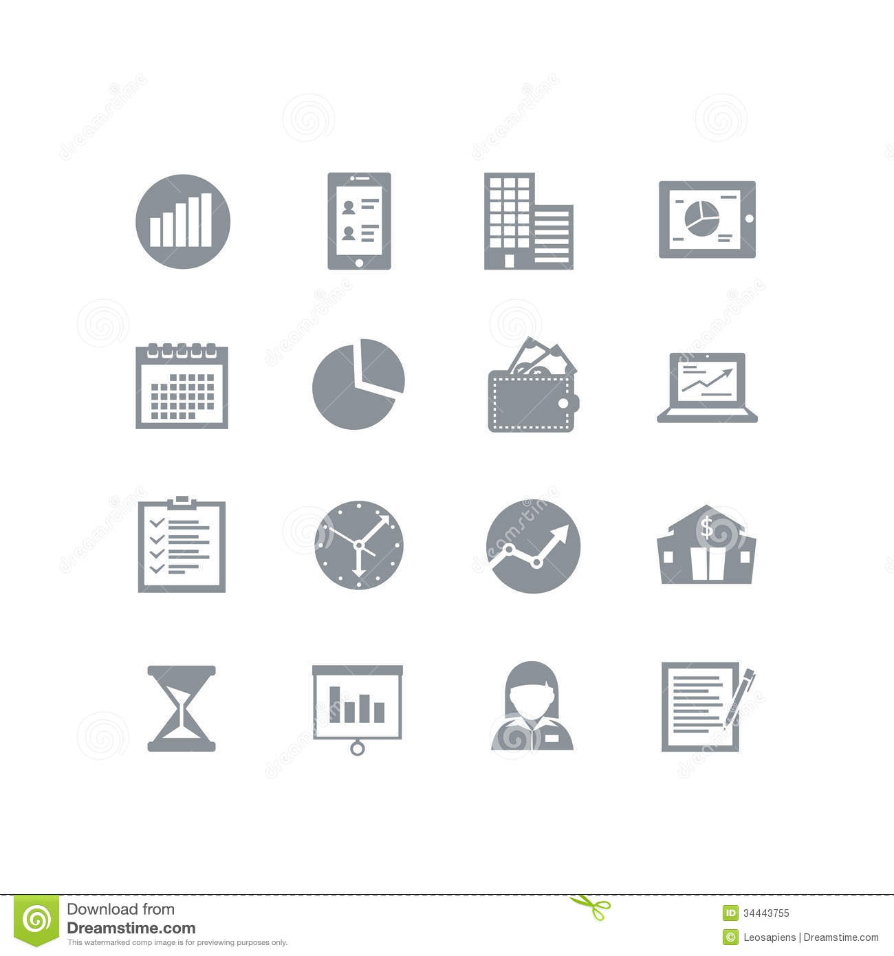 Business Icon Sets