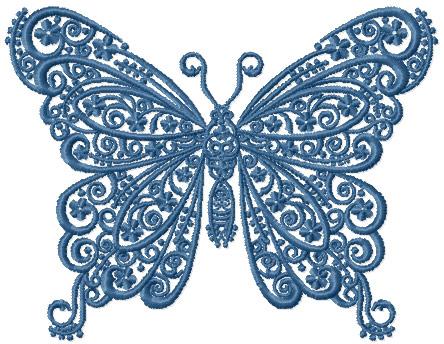 10 Unique Butterfly Design Images