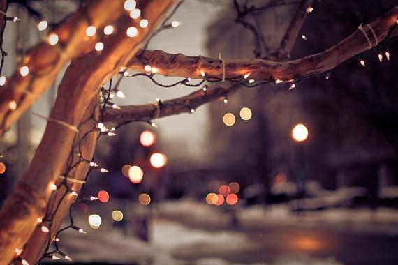 Christmas City Lights Tumblr