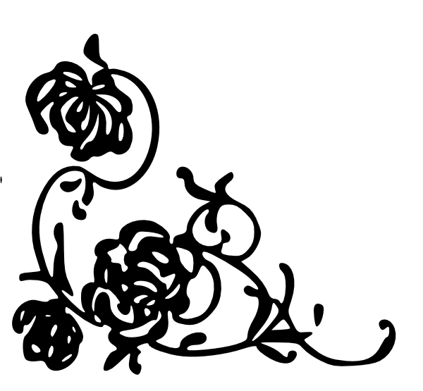 Corner Scroll Designs Clip Art
