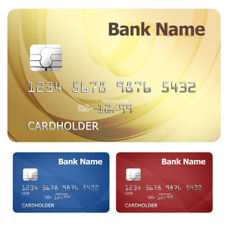 Credit Card Templates Download