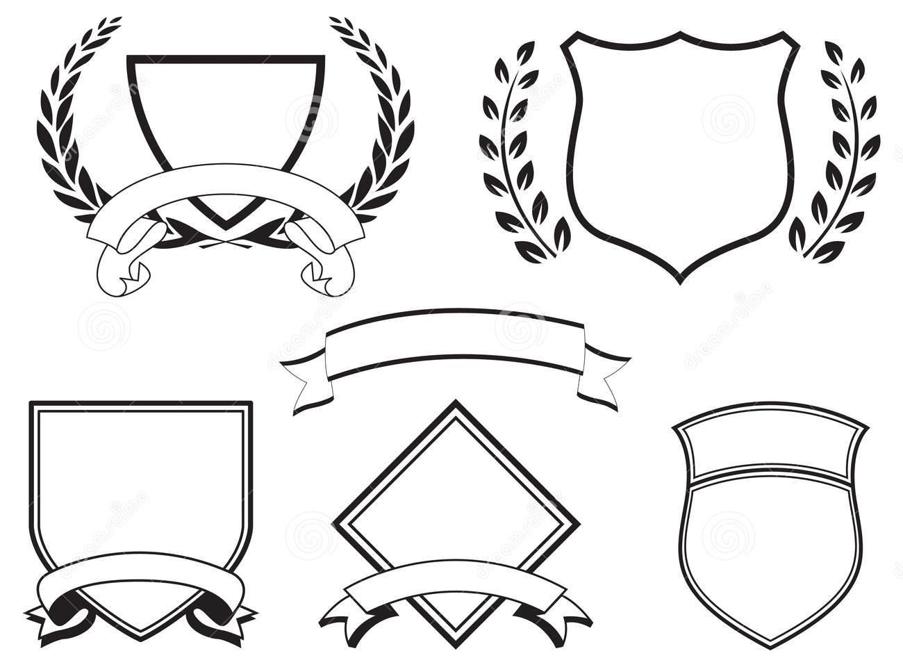 17 Banner Designs Clip Art Images - Black Banner Clip Art Free, Banner ...