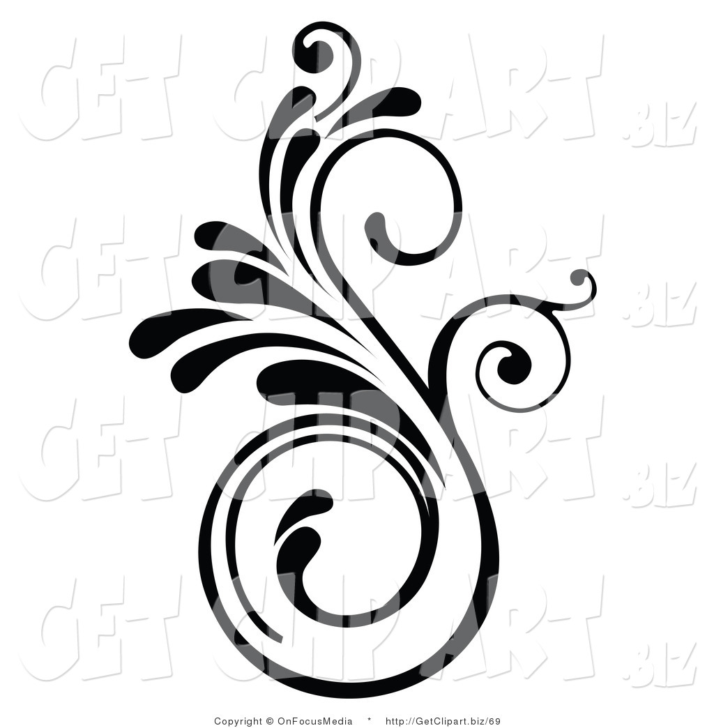 New Line Art Design : Accent designs clip art images decorative line