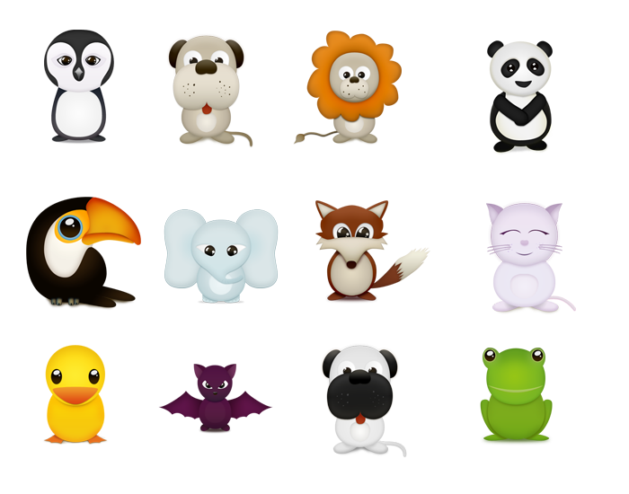 16 Cute Avatars And Icons Images