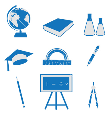 Free Education Icons Clip Art