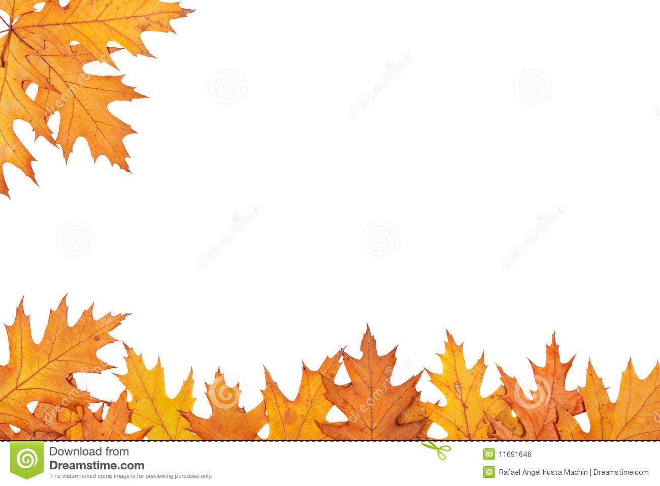 Free Fall Autumn Clip Art Borders