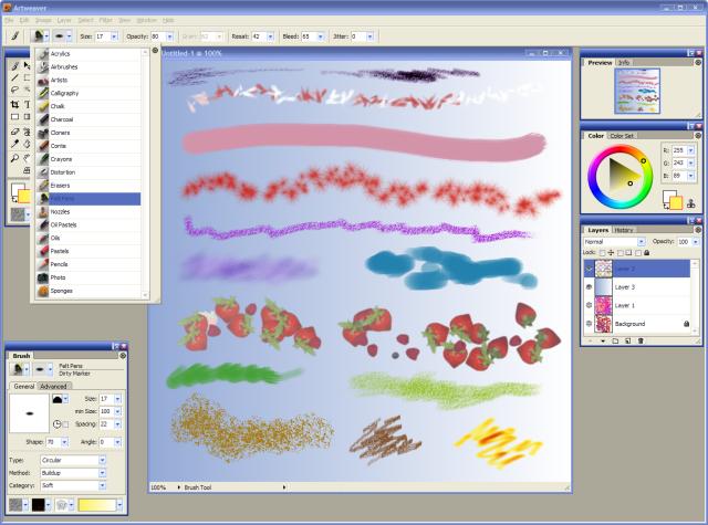 Free Graphic Art Software Programs