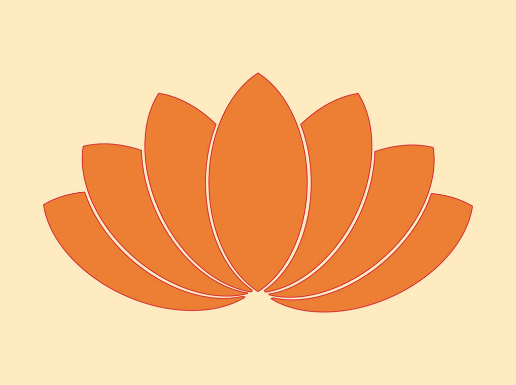 Free Lotus Flower Icon