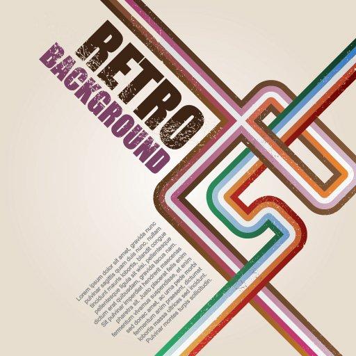 Free Retro Vector Graphics