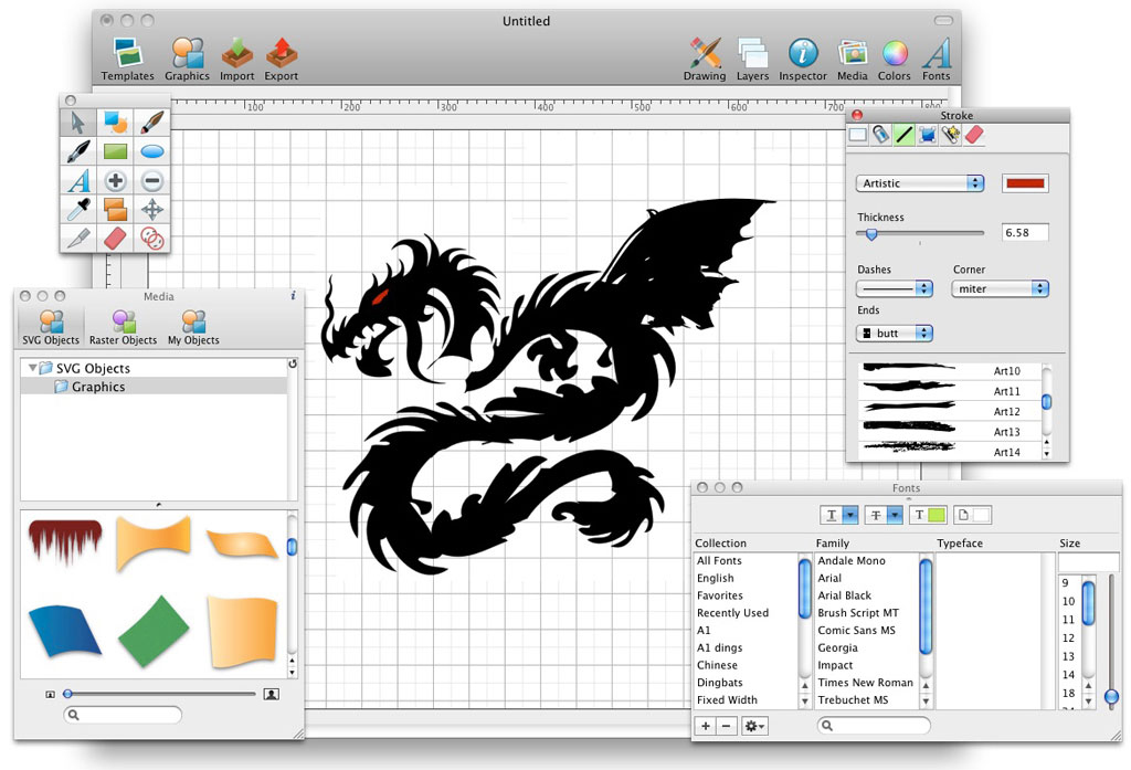 16 graphic drawing programs free images graphic design Art design software