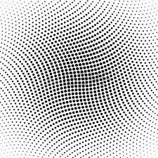 14 Comic Dots Texture Vector Images - Halftone Dots Vector