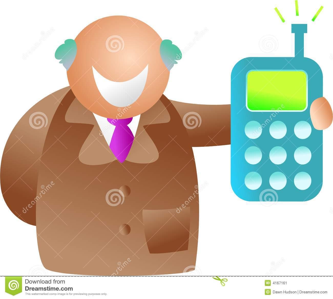 Happy Mobile Phone Icon