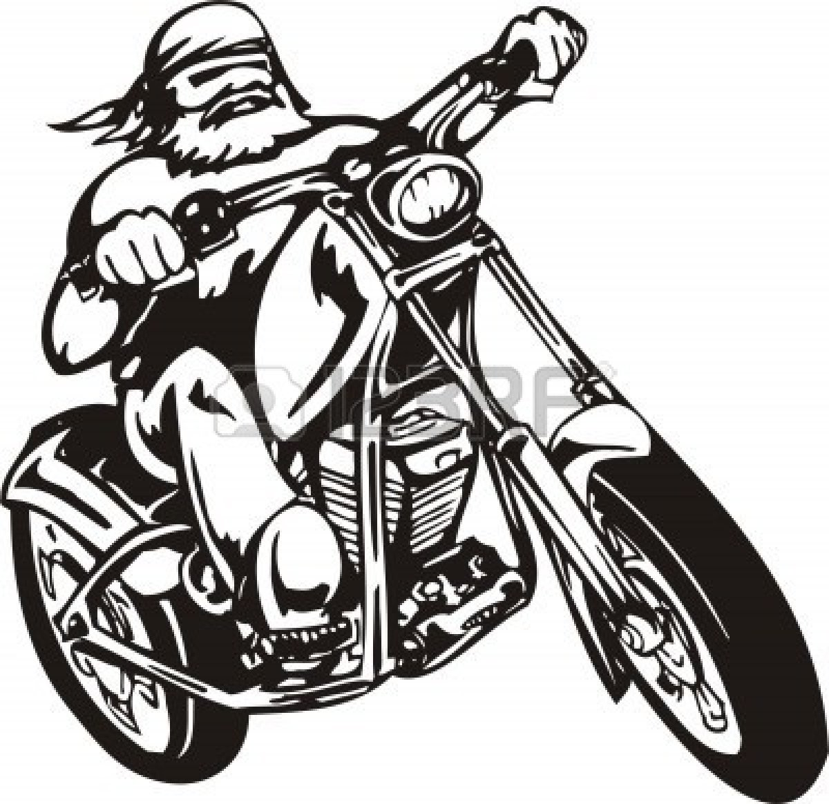 13 Motorcycle Rider Vector Images - Motorcycle Rider ...