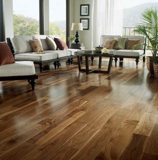 Homes with Wood Flooring