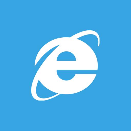 Internet Explorer Metro Icon