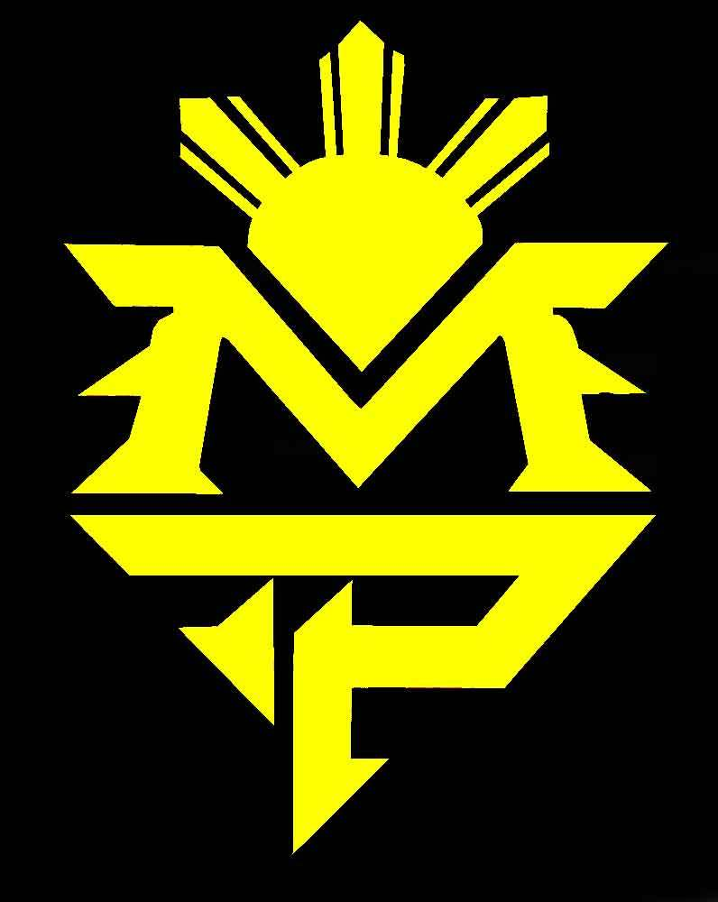 Manny Pacquiao MP Logo