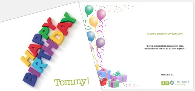 14 Happy Birthday Card Template Publisher Images Happy Birthday – Birthday Card Template Publisher